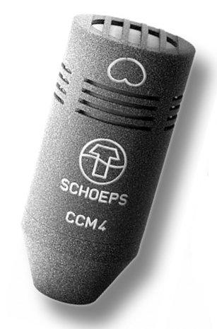Microphones compacts CCM