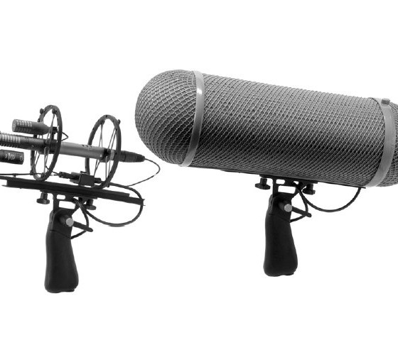 Protections anti-vent pour microphones canon
