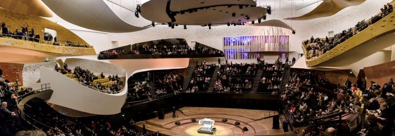 Visite à la Philharmonie de Paris