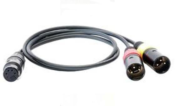 Câbles de microphone stéréo