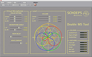 Plug-in Double MS Tool