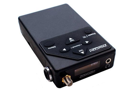 ZAXCOM URX100 Angled wp