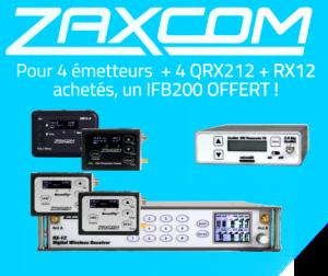 Promo Zaxcom RX12