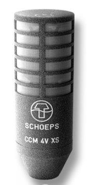 Microphones spéciaux