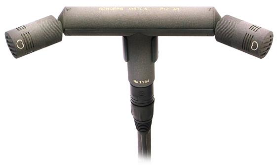 Microphones stéréo