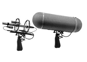 Protection anti-vent pour microphones surround & 3D