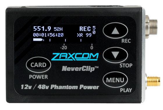 ZMT4 Zaxcom Front